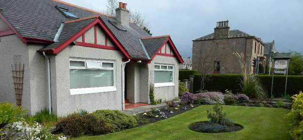 The Kemps Bed And Breakfast Inverness